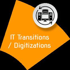 IT Transitions/Digitizations