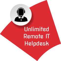 Unlimited Remote IT Helpdesk